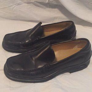 Cole haan men's slip on loafer black